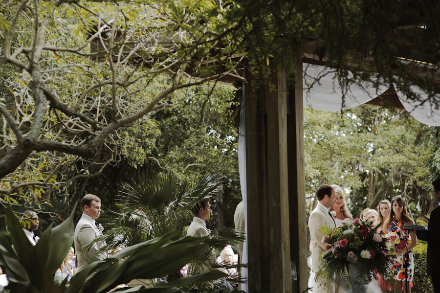 Marie Selby Gardens Wedding | Sarasota FL | Outdoor Wedding