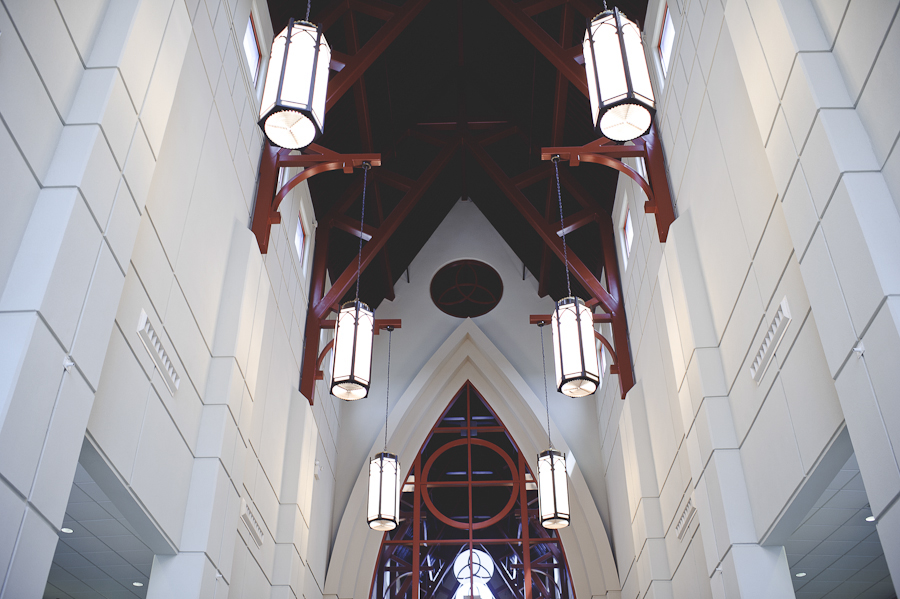 Inside Seven Rivers Presbyterian Church