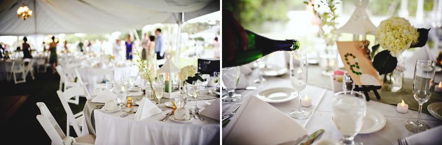 the plantation at crystal river wedding reception