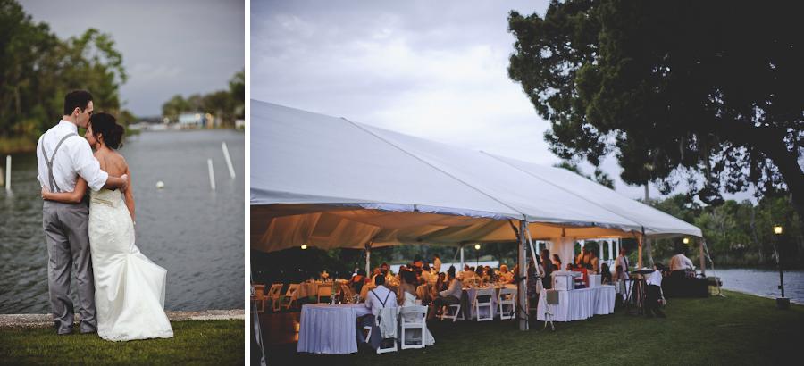 Wedding Reception at Plantation at Crystal River