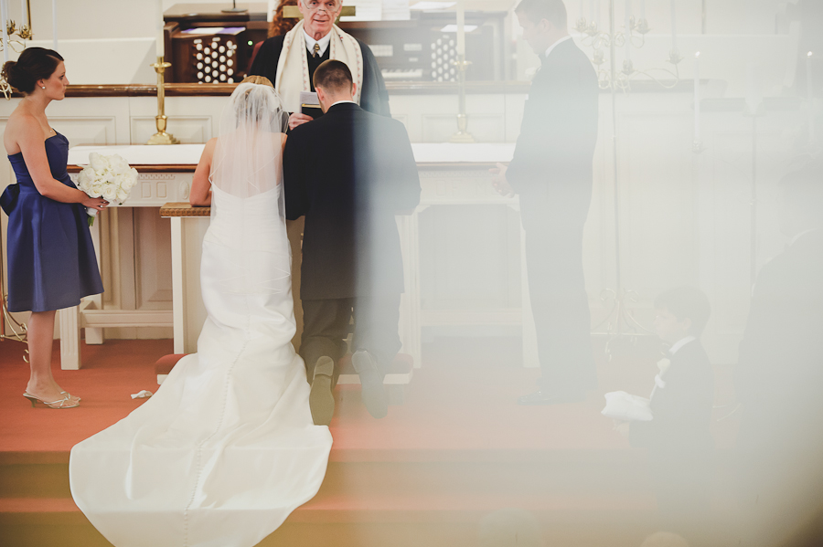 Hyde Park Presbyterian Wedding