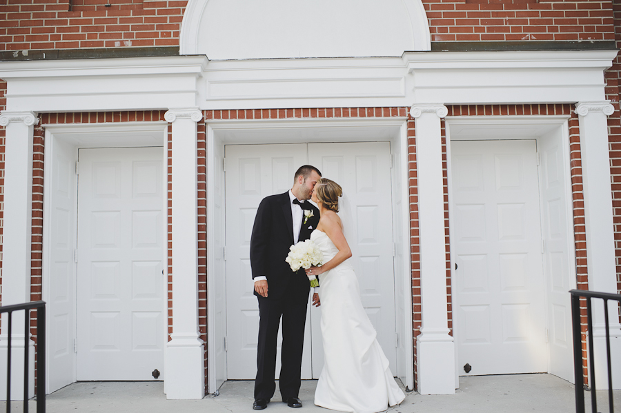 Hyde Park Presbyterian Wedding
