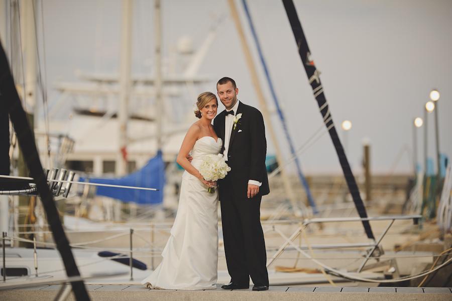 Tampa Bay Yacht Club Wedding