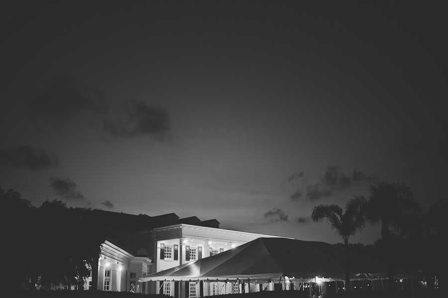 Tampa Bay Yacht Club Wedding