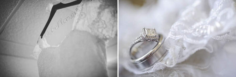 sunglow photography, wedding rings