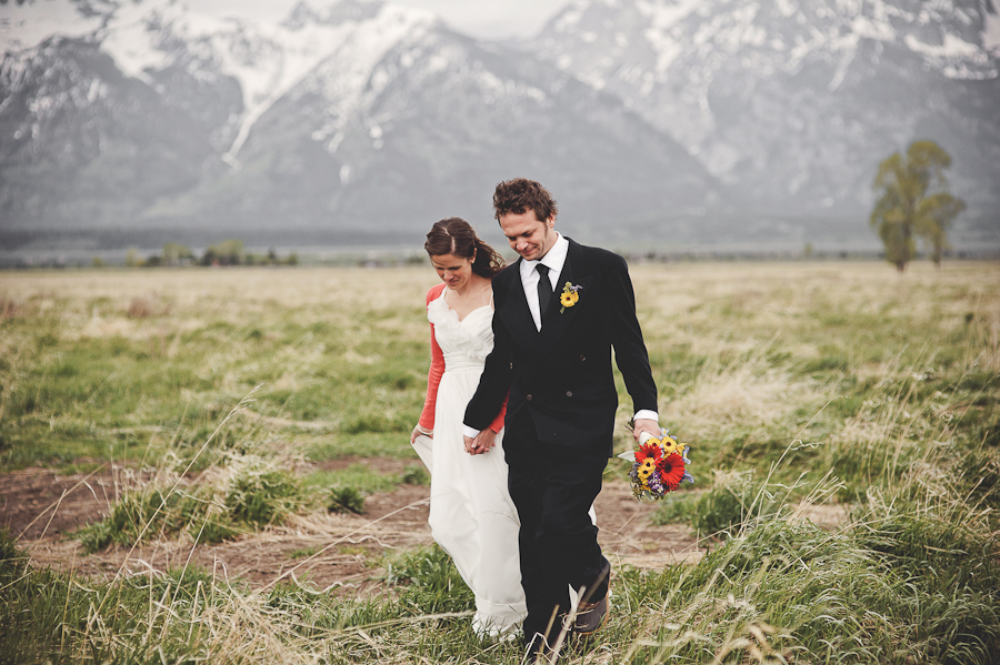 grand teton national park wedding, elopement, sunglow photography