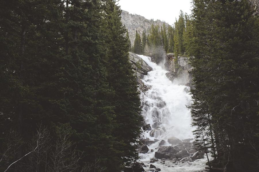 hiking jenny lake, grand teton national park
