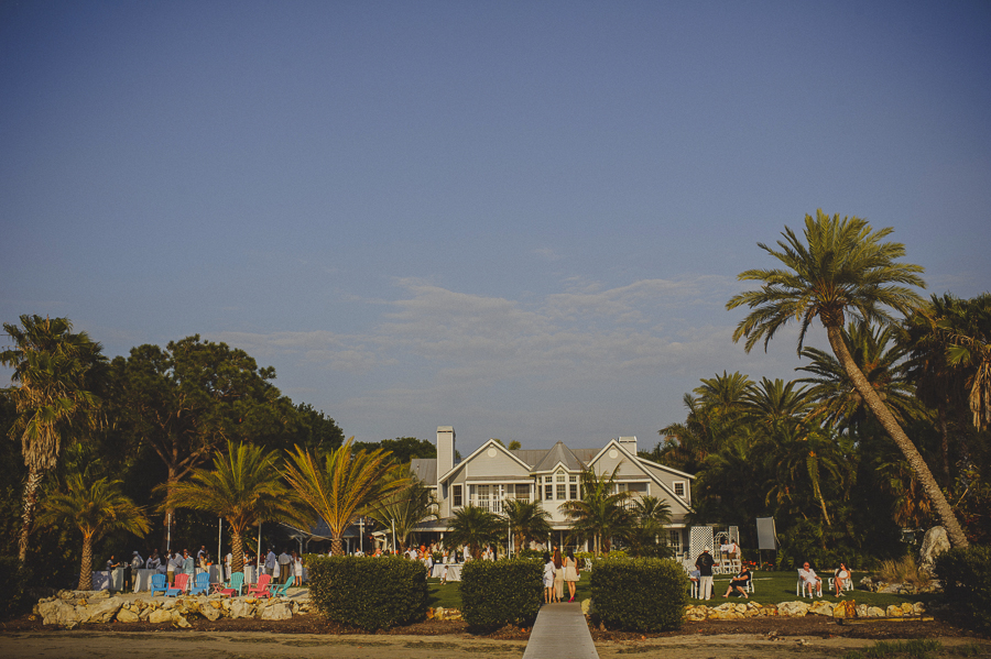 florida, beach house wedding