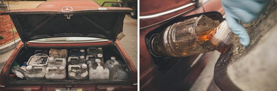 biodiesel road trip, x100