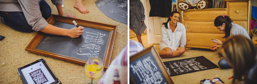Pinterest Wedding Signs