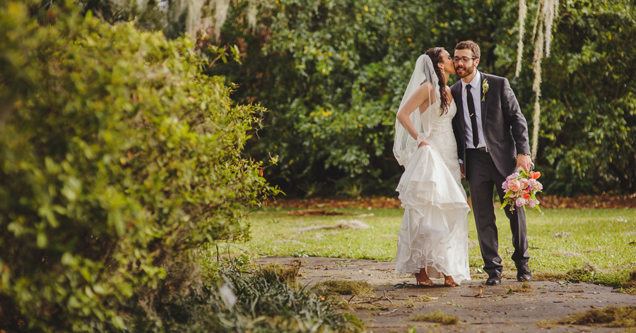 Leu Gardens Wedding