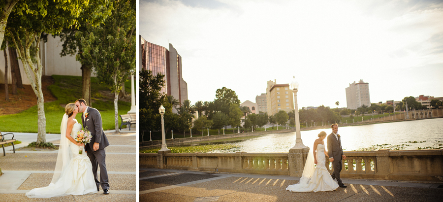 downtown lakeland fl wedding
