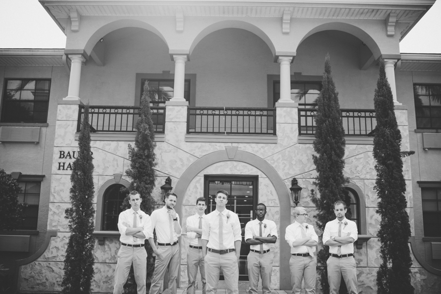 lakeland wedding groomsmen