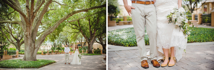 southeastern university wedding
