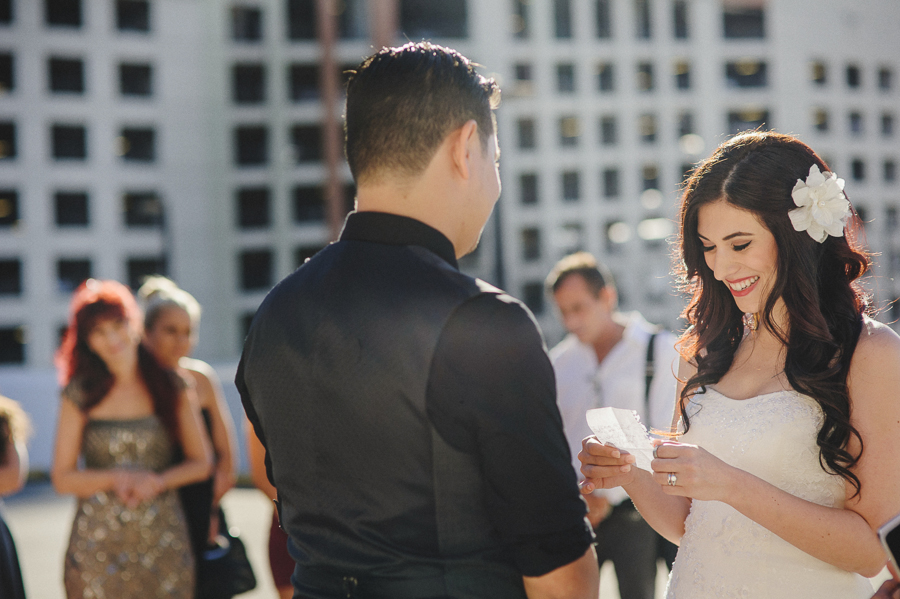 brittani mello and jon hon wedding