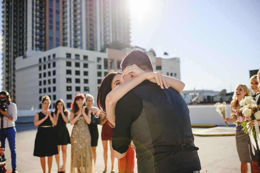 orlando rooftop wedding