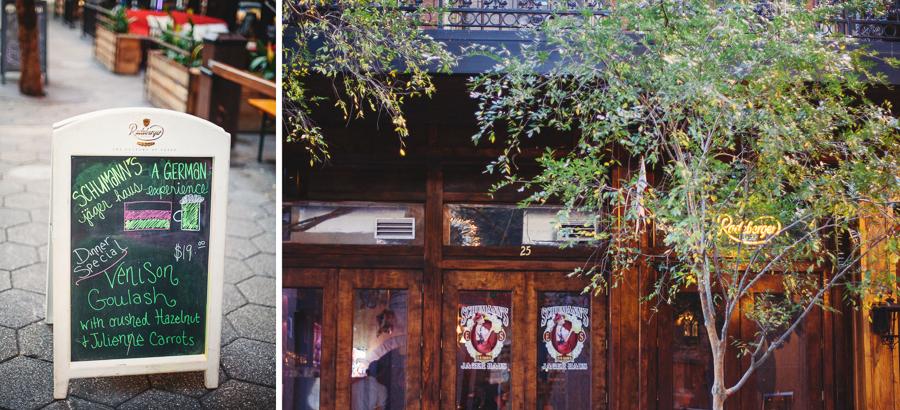 Janger Haus Orlando Restaurant