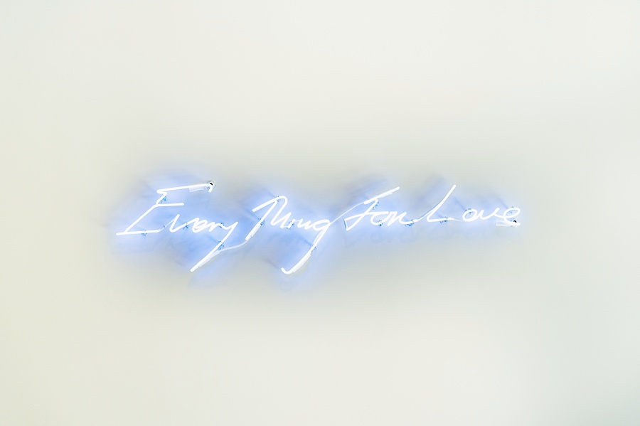 Every Thing For Love Sign