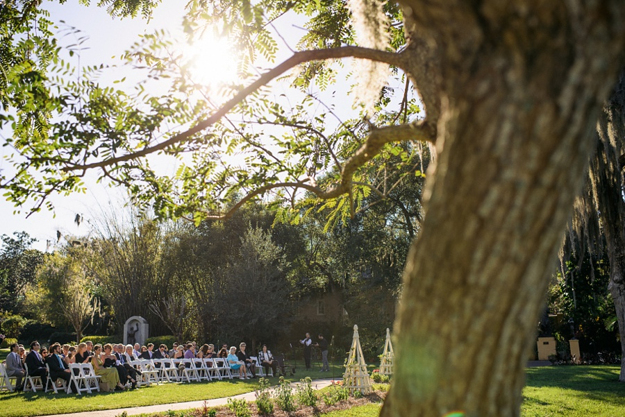 Polasek Gardens Wedding
