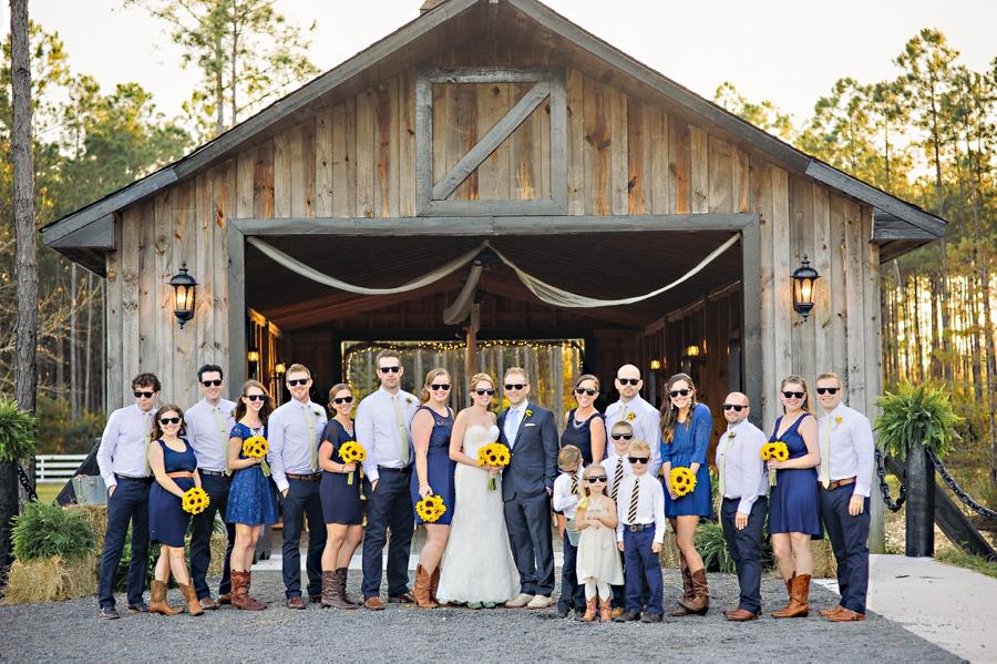 Keeler Property Jacksonville FL Wedding