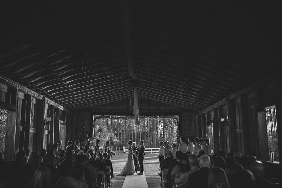 covered bridge wedding florida