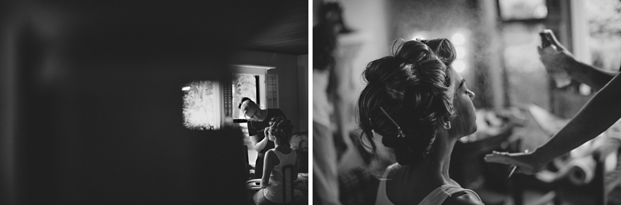 Michelle Renee The Studio Hair and Make Up Wedding