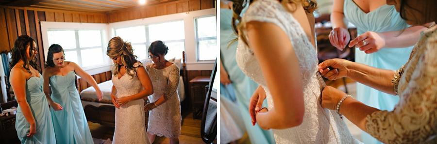 Lodge Wedding Florida
