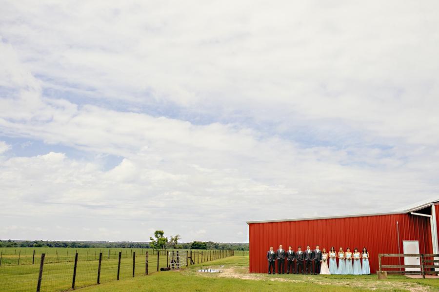 Florida Barn Wedding