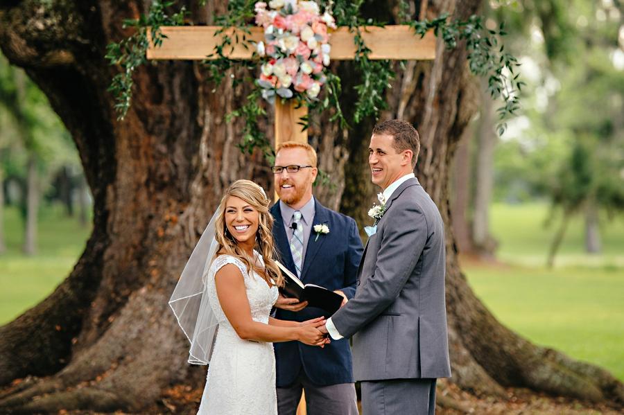 Santa Fe River Ranch Wedding Gainesville Florida