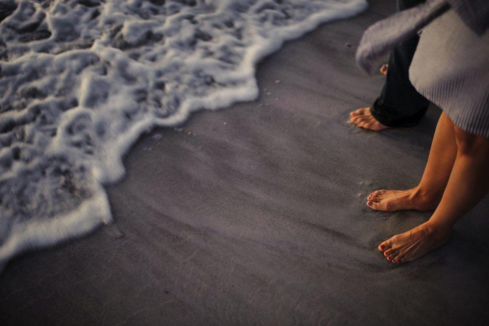 toes in the sand melisa jeff bogner