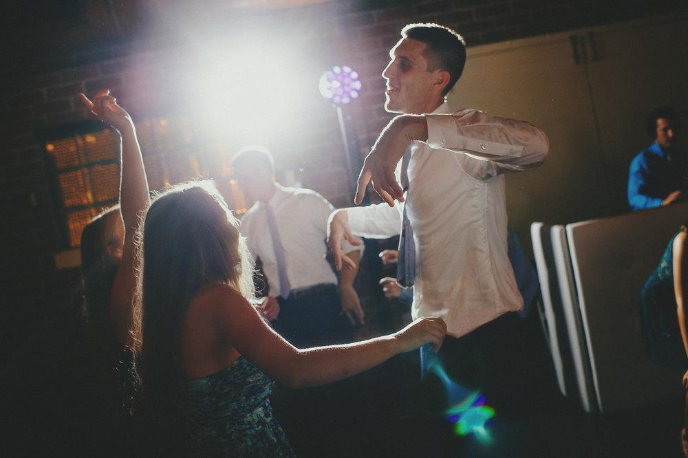 Scott Thompson DJ Wedding