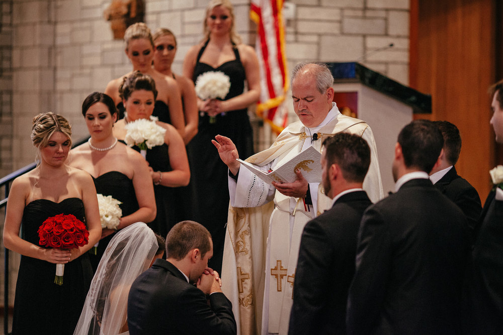 St. Juliana Catholic Church Wedding West Palm Beach