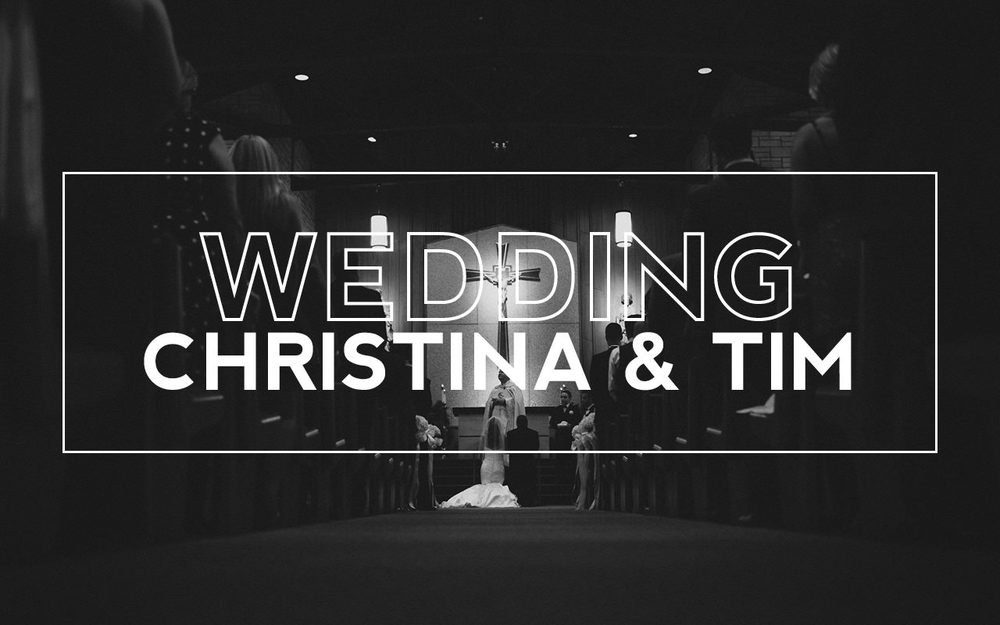 Christina & Tim West Palm Beach Wedding