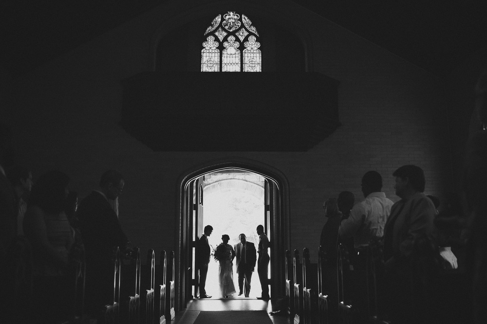 Portland Maine Historic Church Chapel Wedding