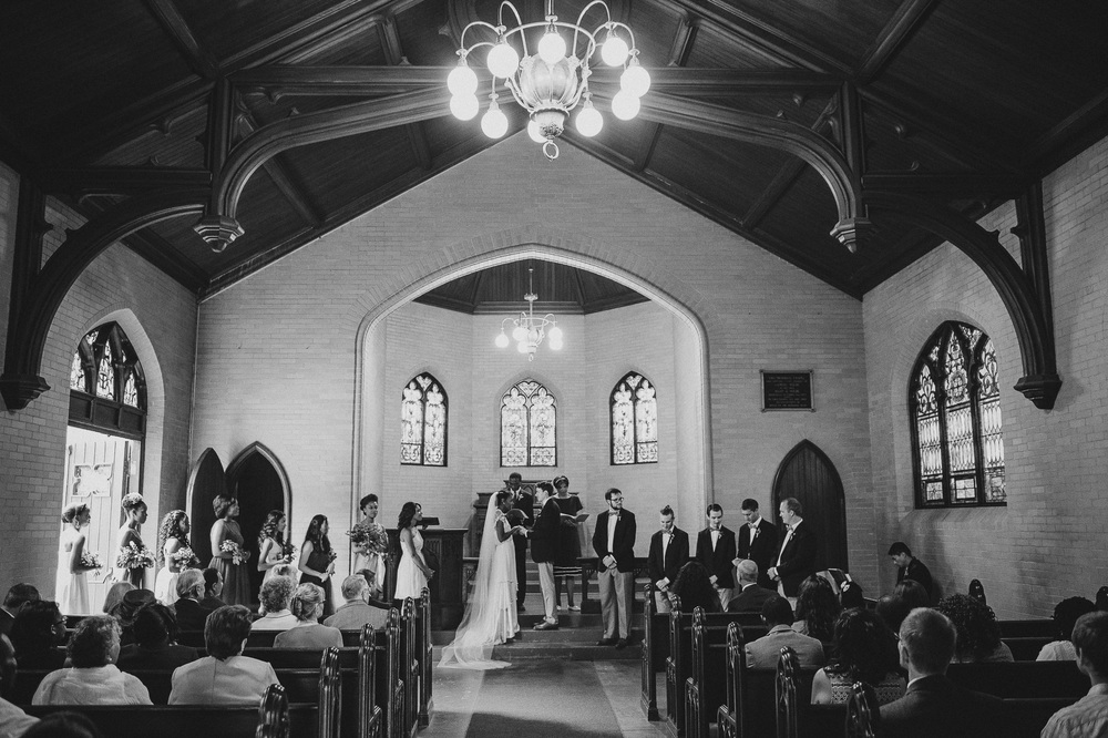 Wilde Chapel Portland Maine Wedding