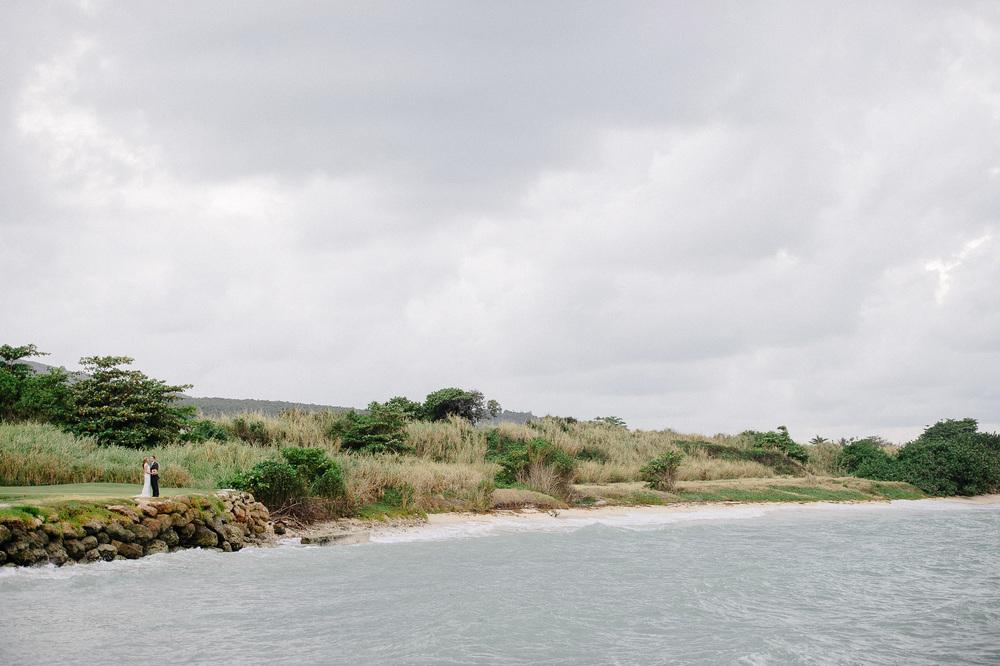 destination caribbean island wedding