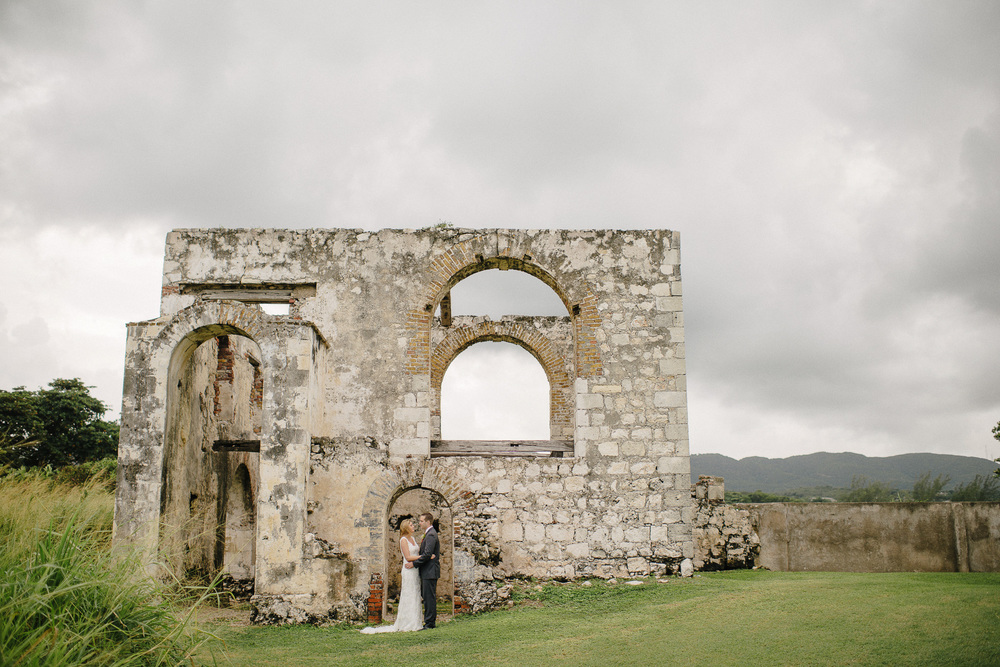 jamaica destination elopement