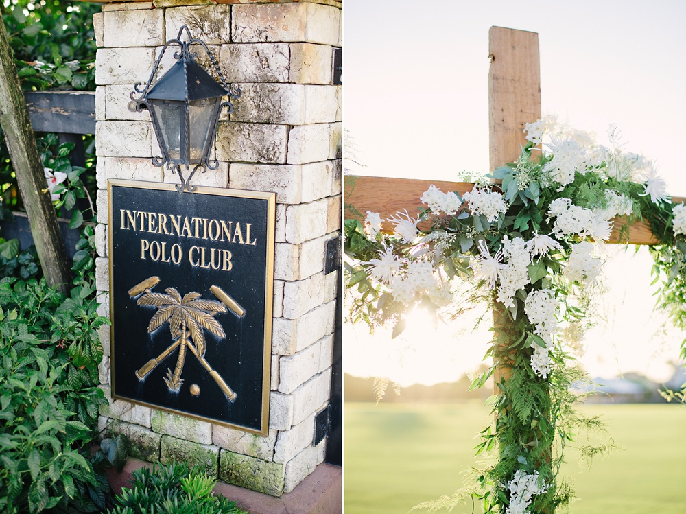 International Polo Club Wellington Florida Destination Wedding