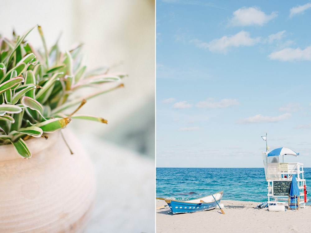 Palm Beach Film Wedding Photography