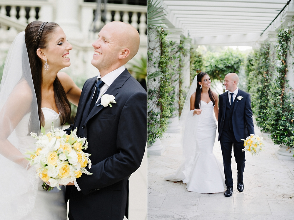 The Breakers Palm Beach Florida Wedding