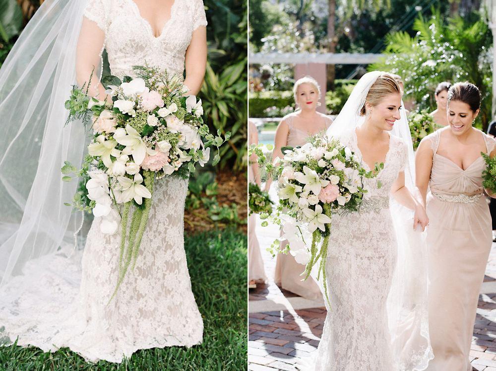 Stunning Creative Elegant Bridal Bouquet