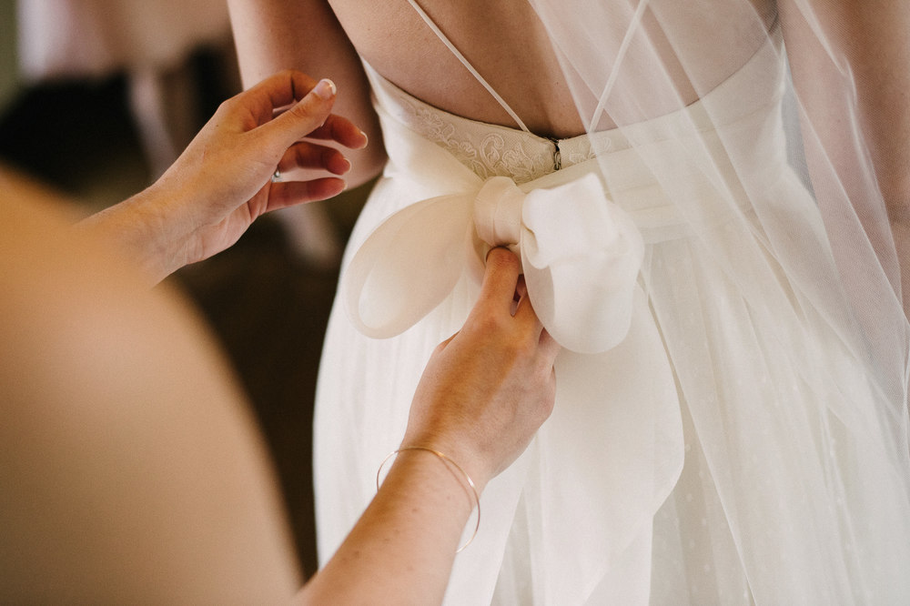 Casa Feliz Bridal Suit