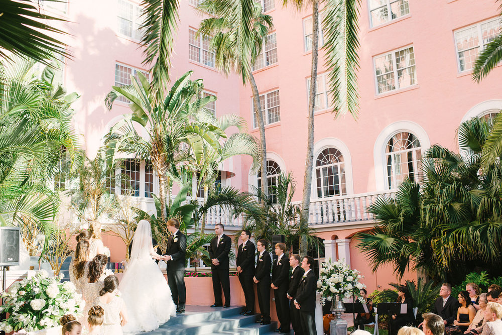 Don Cesar Wedding St Pete Florida