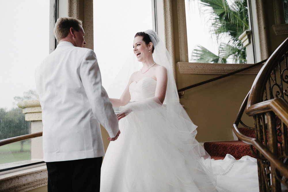 Orlando Country Club Wedding