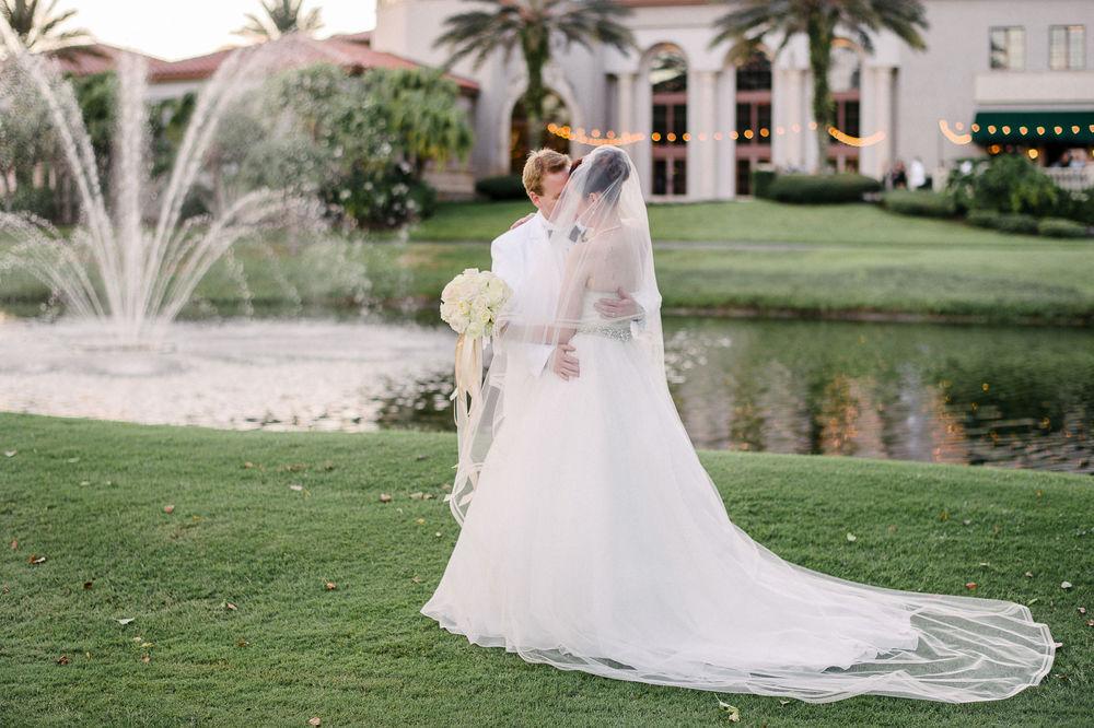 Orlando Country Club Elegant Fine Art Wedding Brigid Moore and John Janousek