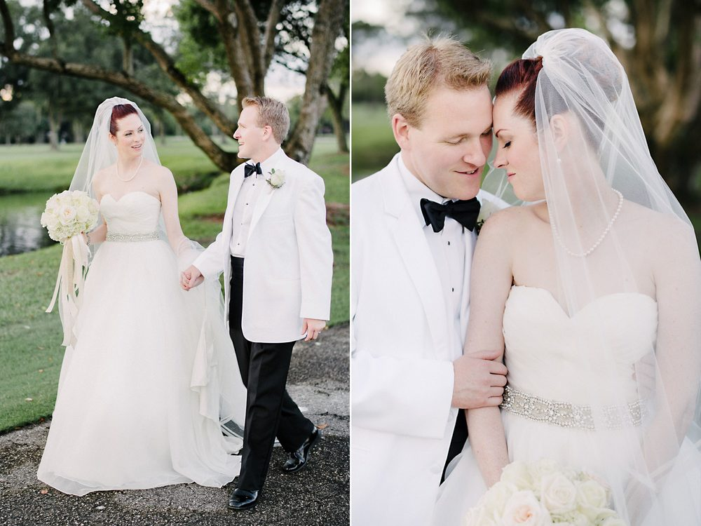 Orlando Country Club Elegant Fine Art Wedding Brigid Moore and John Janousek