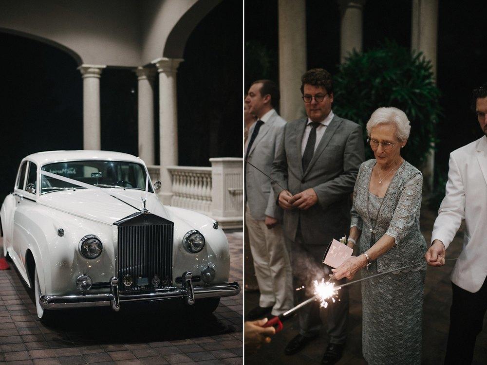 57 Rolls Royce Wedding Rental Car