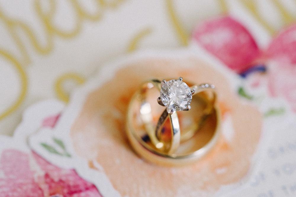 Eleven Note Wedding Invitations Lakeland Florida