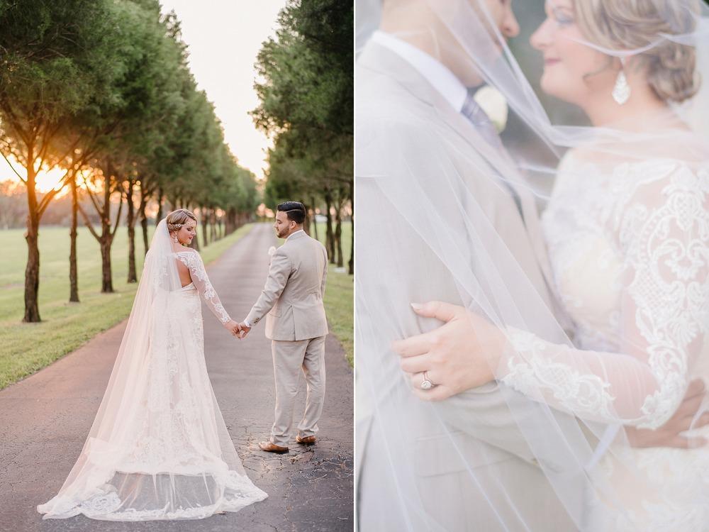 Beautiful Sleeve Wedding Dress