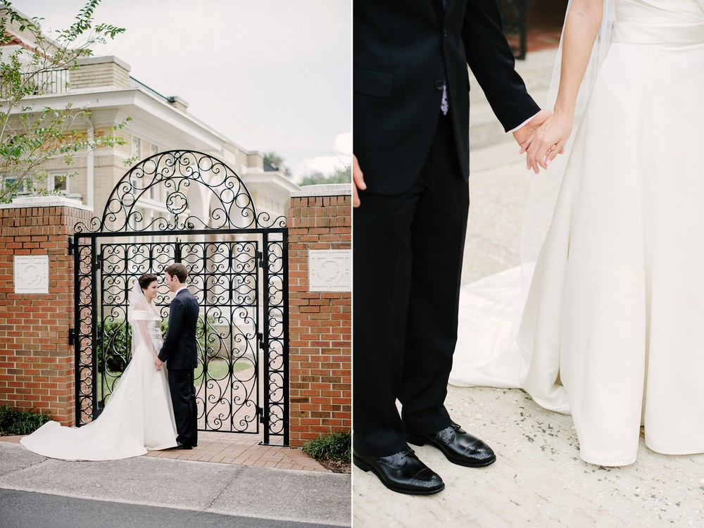 Elegant Lakeland Florida Wedding